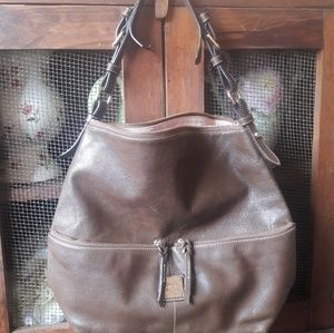 Dooney & Bourke large hobo purse
